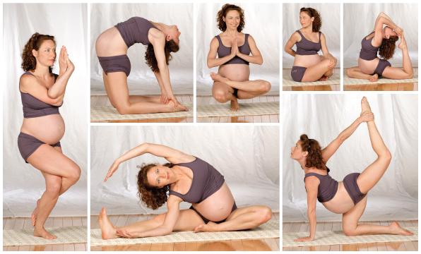 Las prácticas de reeducación respiratoria contribuirán a una mejor oxigenación de la madre y del bebe. Las flexibilizaciones y asanas prepararán el cuerpo para los cambios producidos durante las etapas de gestación.