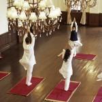 Yoga es equilibrio...