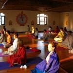 Yoga es iluminación...
