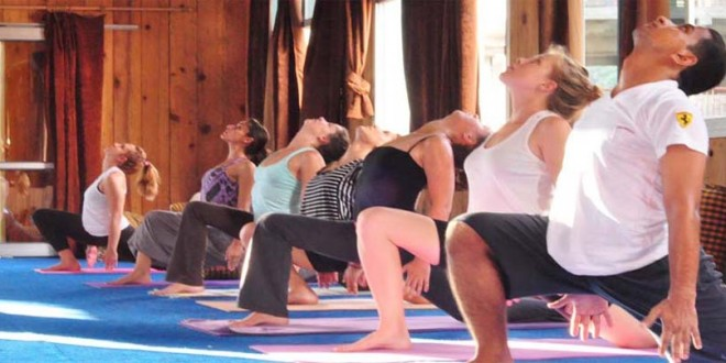 Yoga Activo