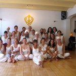Yoga es compartir experiencias...