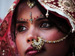 Abalorios de la India