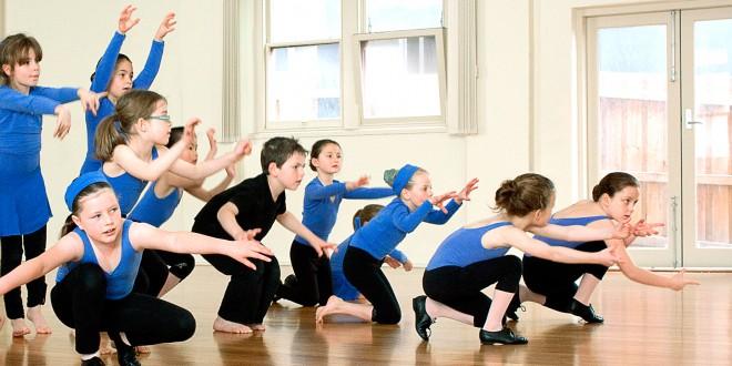 17 de Septiembre 2014 – Danza Creativa…volvemos de vacaciones danzando!!!