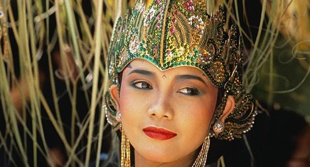 mujer-thailandesa