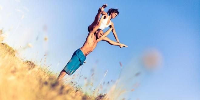30 de Noviembre – Taller de AcroYoga+Tai Massage