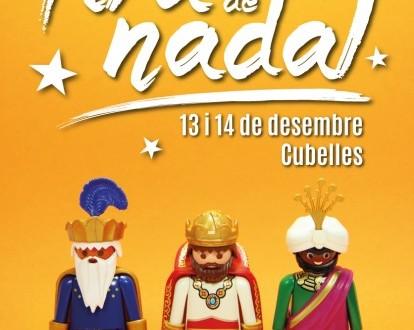 13 y 14 de Diciembre Fira de Nadal a Cubelles