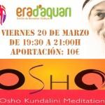 Meditacion OSHO