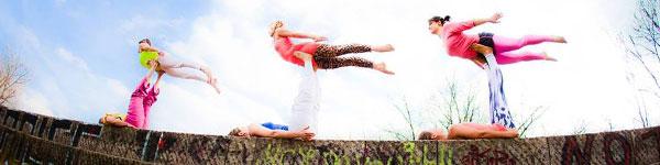 11 de Abril – 2º Taller de AcroYoga+Thai Massage