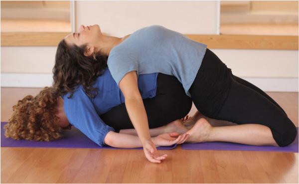 24 De Abril Taller De Yoga En Pareja Era D Aquari Cubelles Yoga Terapias