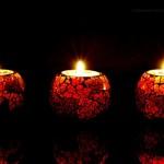velas solsticio de invierno
