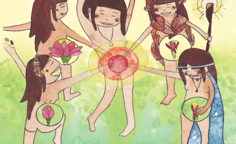 danza del útero