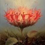 danza de la flor de fuego