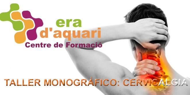 """27 de Mayo – Taller Monográfico """"Cervicalgia"""""""