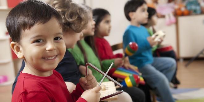 27 de Marzo – Taller Musicoterapia para niños