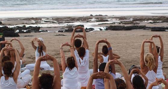 29 de Julio – Sadhana Kundalini Yoga en la Playa