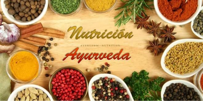 Ayurveda, Dieta y Nutrición