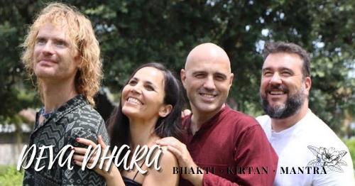 18 de Diciembre 2020 – Kirtan con Deva Dhara (Celebrando el Solsticio de Invierno)