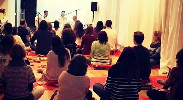 06 de Julio de 2018 – Taller de Meditación con Mantras: «Vibrando los elementos»